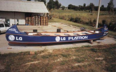 Hajófelkészítés, Hazai Utak 2001