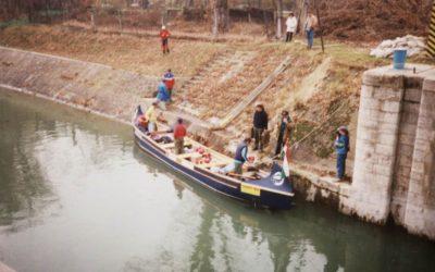 Teszt út 1996, Sió-csatorna