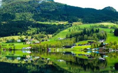 Norvégia – fjordok