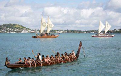 Új-Zéland – Waka Festival